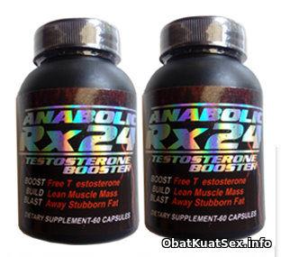 kemasan obat anabolic rx24