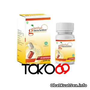 Promo Obat Diabetes Herbal GlucoActive